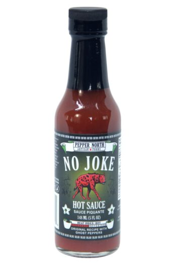 Pepper North No Joke Hot Sauce 148ml