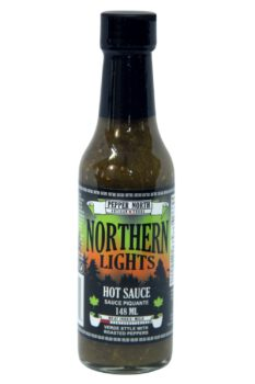 Pepper North Northern Lights Hot Sauce 148ml