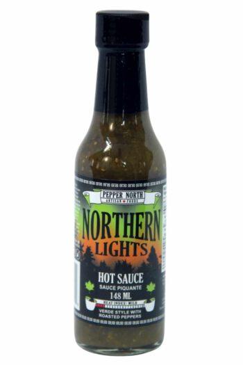 Pepper North Northern Lights Hot Sauce 148ml