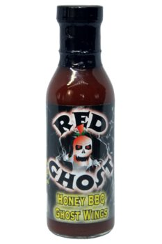 Red Ghost Honey BBQ Ghost Wing Sauce 354ml