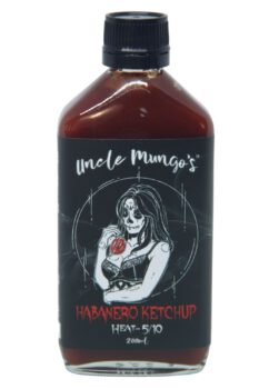 Uncle Mungo's Habanero Ketchup 200ml