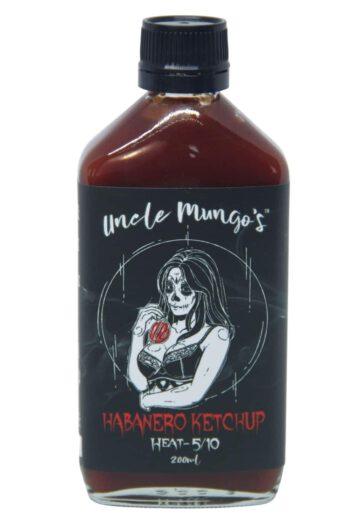 Uncle Mungo's Habanero Ketchup 200ml