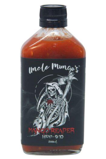Uncle Mungo's Mango Reaper Hot Sauce 200ml
