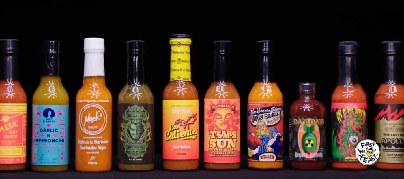 Hot Ones Season 14 Lineup