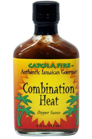 Catch A Fire Combination Heat Pepper Sauce 192ml
