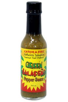 Catch A Fire Hot Sauce 148ml