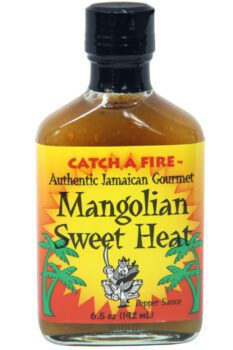 Catch A Fire Mangolian Sweet Heat Pepper Sauce 192ml