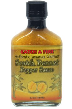 Catch A Fire Don't Piss Me Off Habanero Pecker Sauce 192ml
