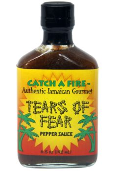 Catch A Fire Tears of Fear Pepper Sauce 192ml
