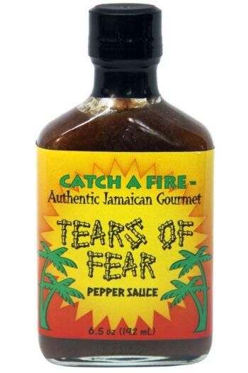 Catch A Fire Tears of Fear Pepper Sauce 192ml
