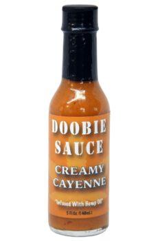 Doobie Sauce Creamy Jalapeno Hot Sauce 148ml