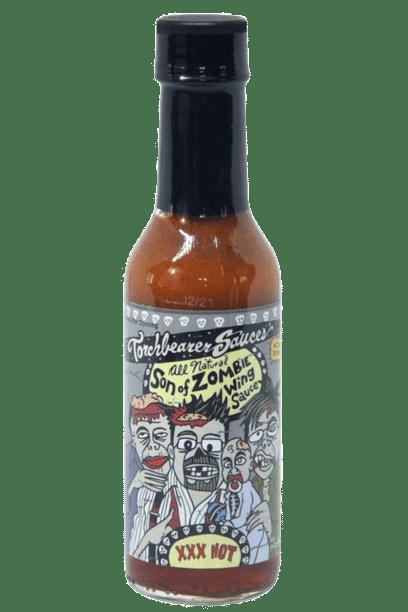 Torchbearer Son of Zombie Wing Sauce