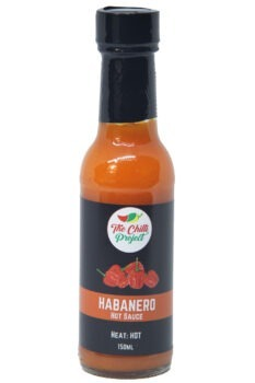 The Chilli Project Jalapeño Hot Sauce 150ml