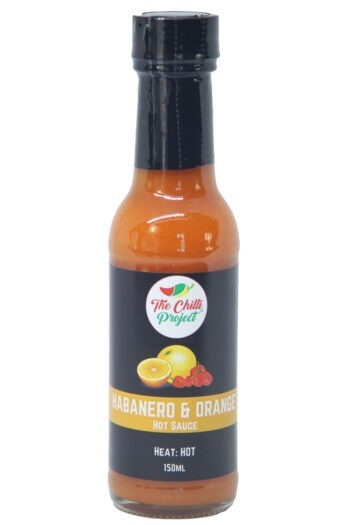 The Chilli Project Habanero & Orange Hot Sauce 150ml