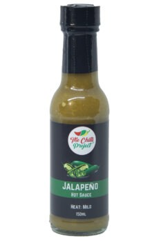 The Chilli Project Fiery Date Hot Sauce 150ml