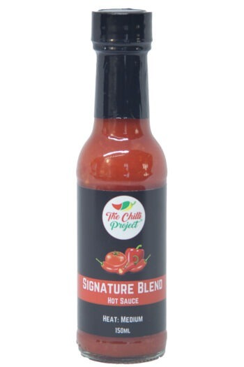 The Chilli Project Signature Blend Hot Sauce 150ml