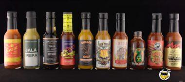 Hot Ones Season 15 Hot Sauce Lineup