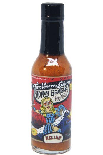 Torchbearer Sauces Honey Badger Honey Mustard 148ml