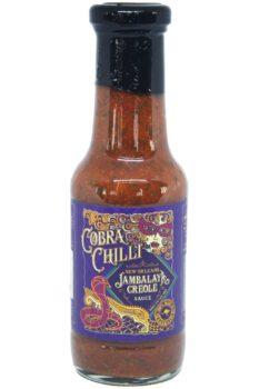 Cobra Chilli New Orleans Jambalaya Creole Sauce 300ml