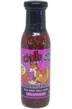 The Chilli Factory Numbat Nibble Mild Chilli Satay Sauce 240ml